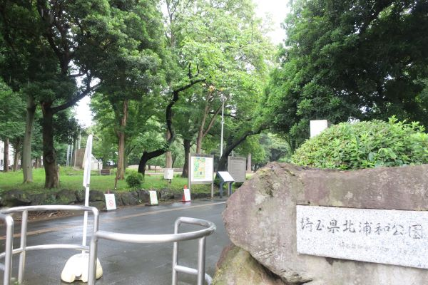 - 北浦和公園 1 -
