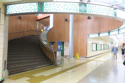 浦和駅地下通路