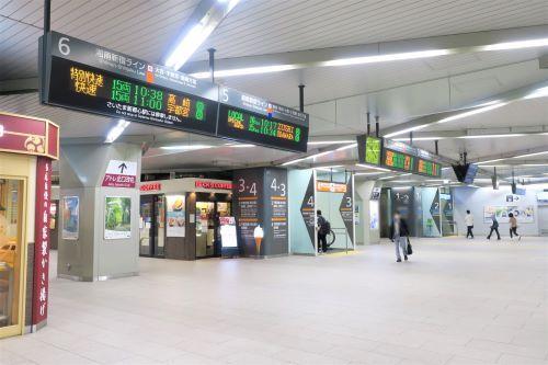 浦和駅構内