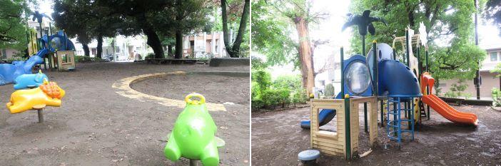 - 調公園 -