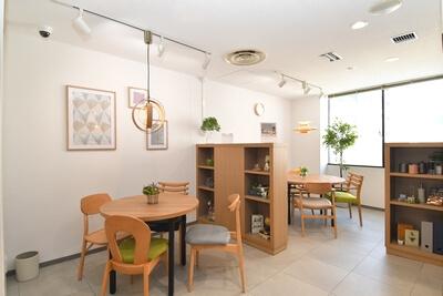 <新店舗のご紹介>カフェ風の明るい店内♪蒲田営業所に行ってきました!